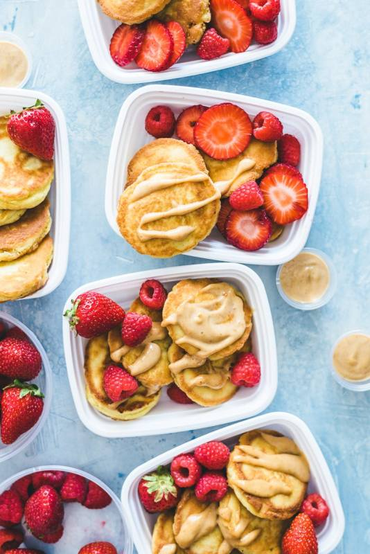 35 sheet pan meal prep recipes that will change your life meal yes you can meal prep pancakes forumfinder Images