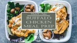 buffalo-chicken-meal-prep recipe