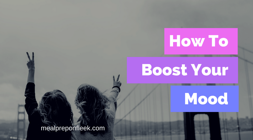 Free ways to boost your mood