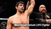 Lightweight UFC Fighter - Beneil Dariush