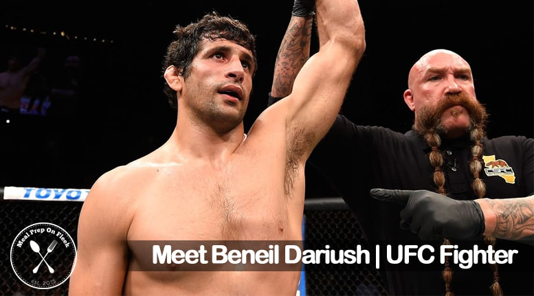 Lightweight UFC Fighter - Beneil Dariush