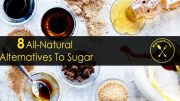 All natural Sugar Swaps