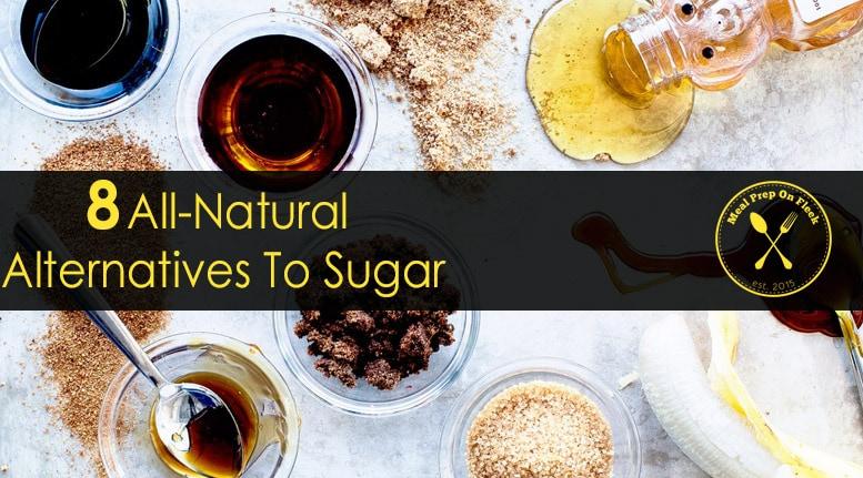 All natural Sugar Swaps