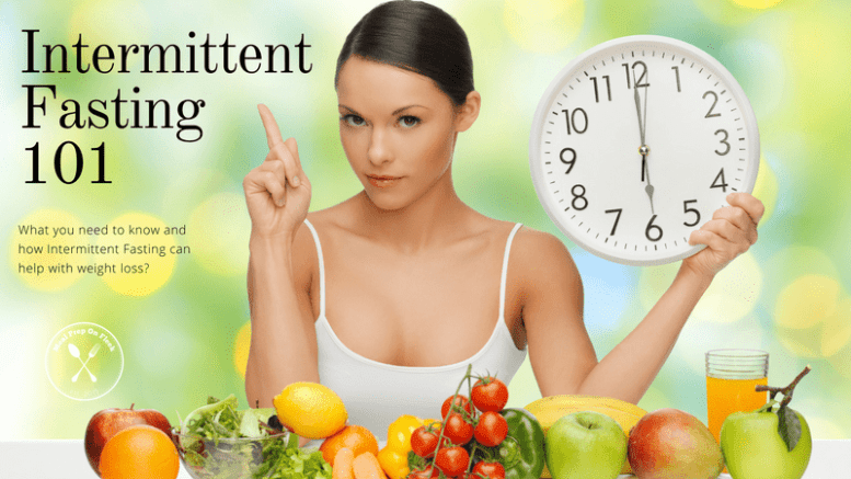 Intermittent Fasting 101 - What You Need To Know - Meal Prep on Fleek™