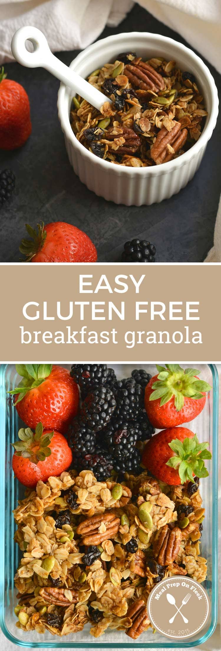 Gluten Free Snack Recipe