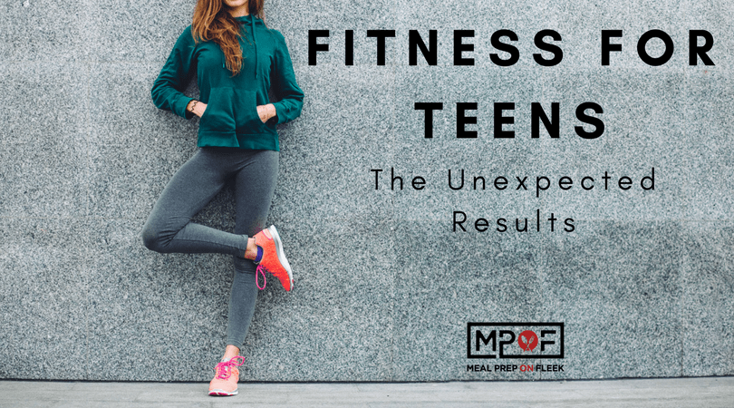 Fitness For Teens: The Unexpected Benefits