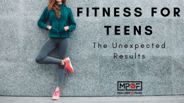 Fitness For Teens