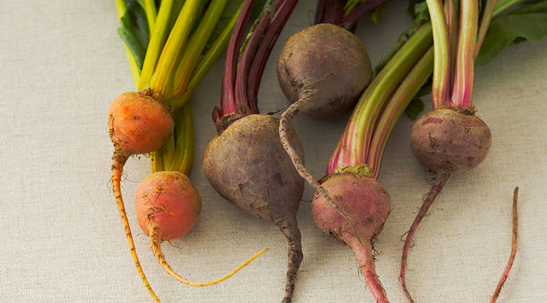 beets with beet greens