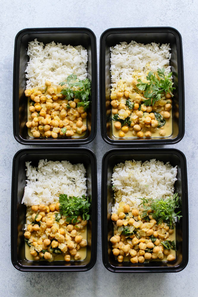 Chickpea Curry with Jasm…eal Prep--3