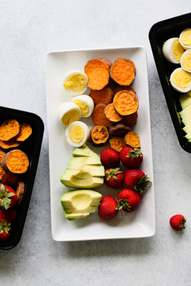 Whole30 Breakfast Snack Boxes Meal Prep ---3