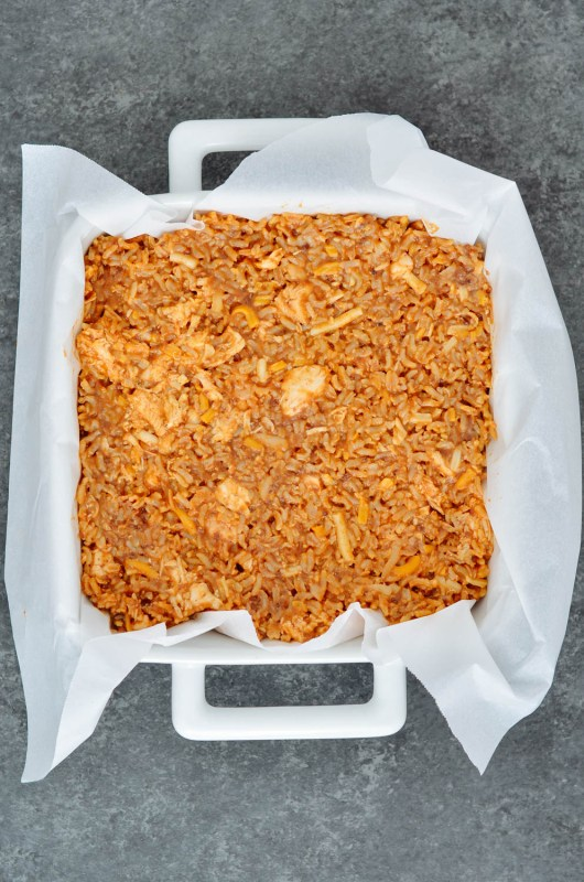 Mexican Whole Grain Rice & Quinoa Casserole Meal Pep