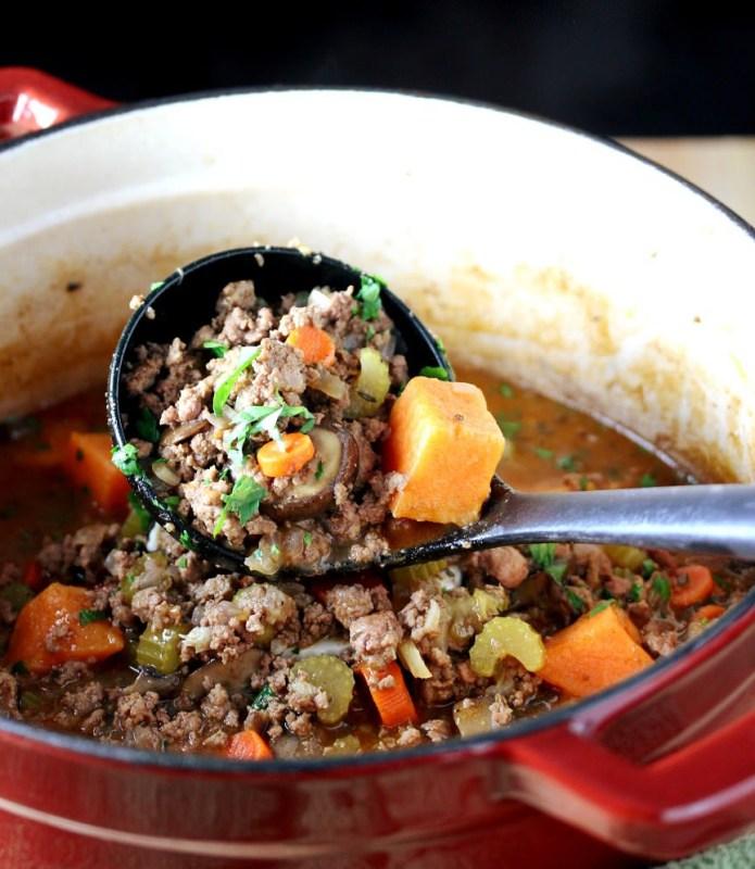 Easy Weeknight Winter Stew