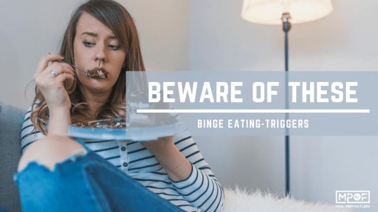 binge eating triggers