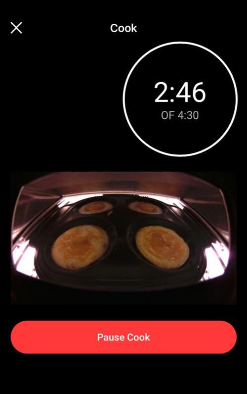 iphone cooking app