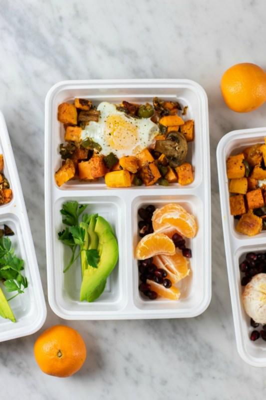 Whole30 Sweet Potato Breakfast Hash