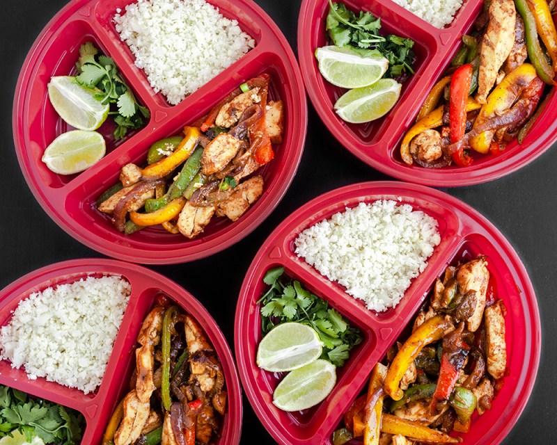 Chicken Veggie Meal Prep