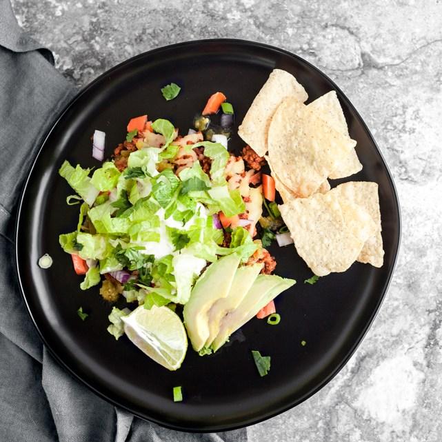 Keto Taco Meal Prep