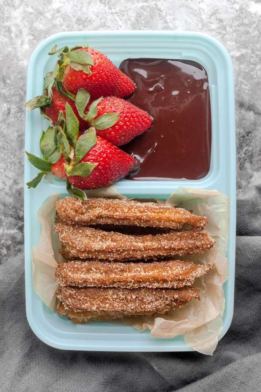 Churro Meal Prep