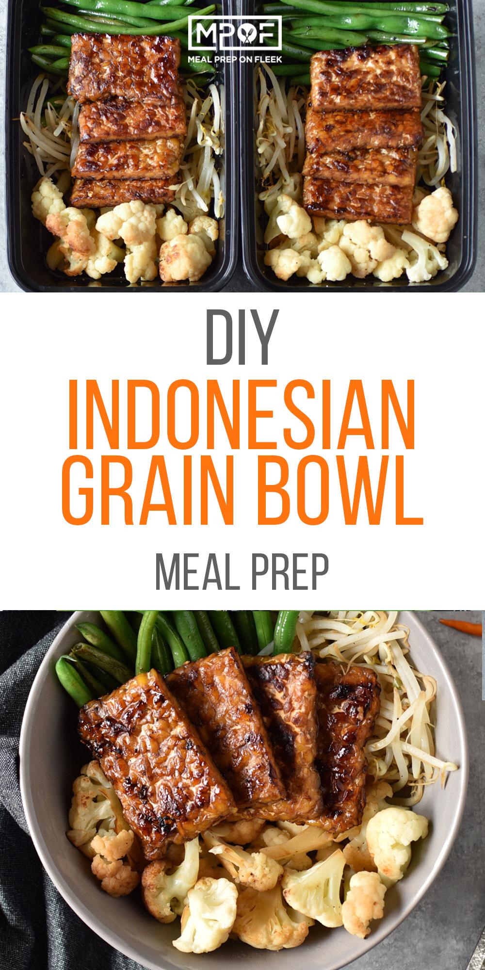 Meal Prep Indonesia : indonesia, Indonesian, Grain, Fleek™