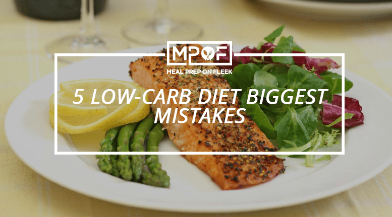 low carb diet mistakes blog post