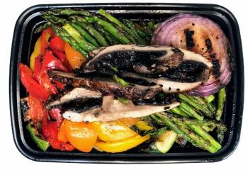 Meal Prep Grilled Vegetables