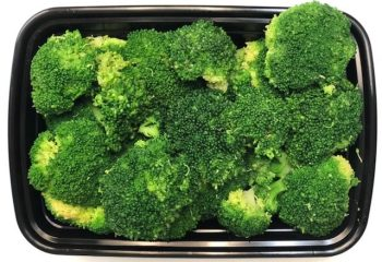 Meal Prep Steamed Broccoli Florets