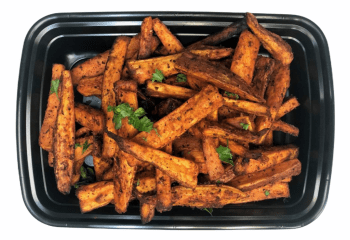 Meal Prep Gourmet Baked Sweet Potato Fries
