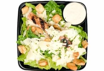 Caesar Salad w/ GRILLED SALMON