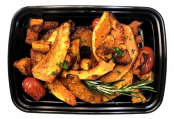 Meal Prep Roasted Butternut Squash