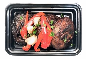 Meal Prep Grilled Portobello