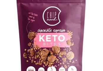 Keto Cookie Bites - CHOCOLATE ESPRESSO