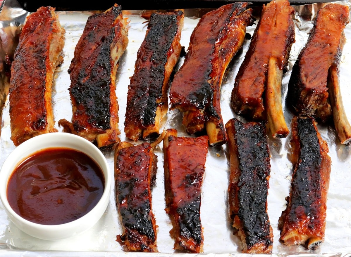 Spare Ribs Meals By Molly Low And Slow Oven Baked Spare Ribs,Beekeeping Supplies