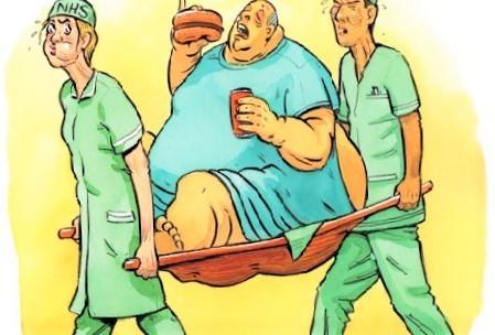 السمنة تهديد للصحة والحياة