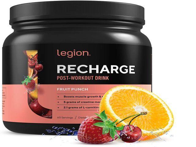 Legion Recharge مكملات غذائية