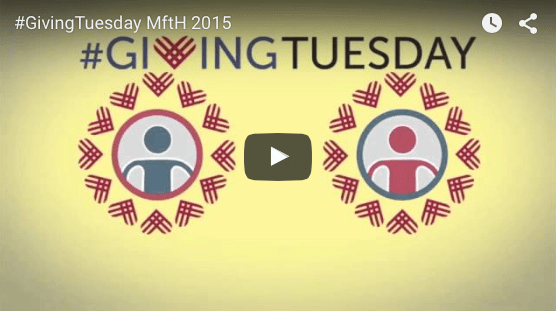 #GivingTuesday in Des moines Iowa meals from the heartland