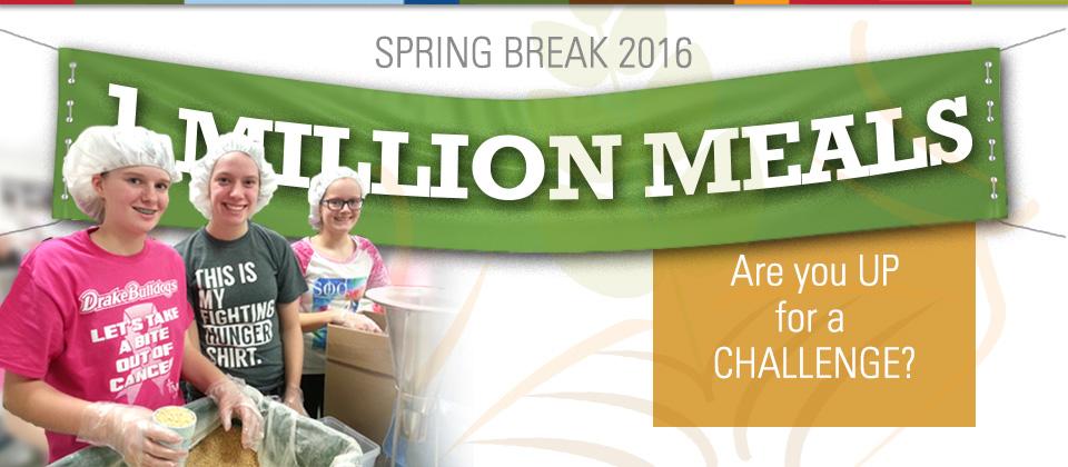 volunteer opportunities for school age kids spring break