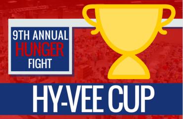 Hy-Vee Cup Slider