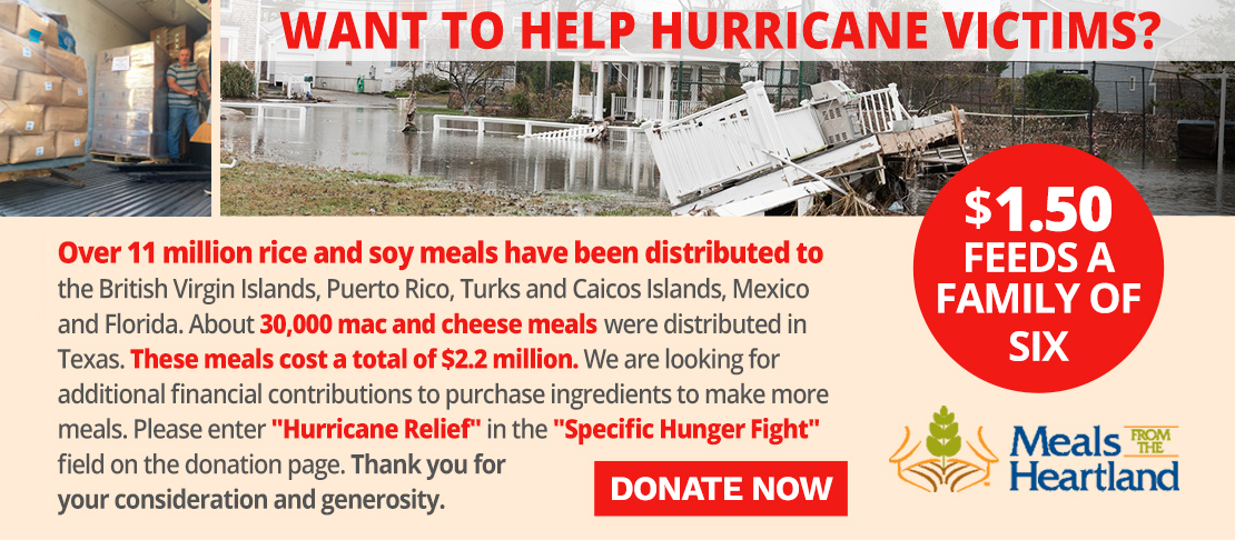 Want to Help Hurricane Victims? Donate Now!