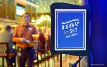 Highway In Sky Dine Disney