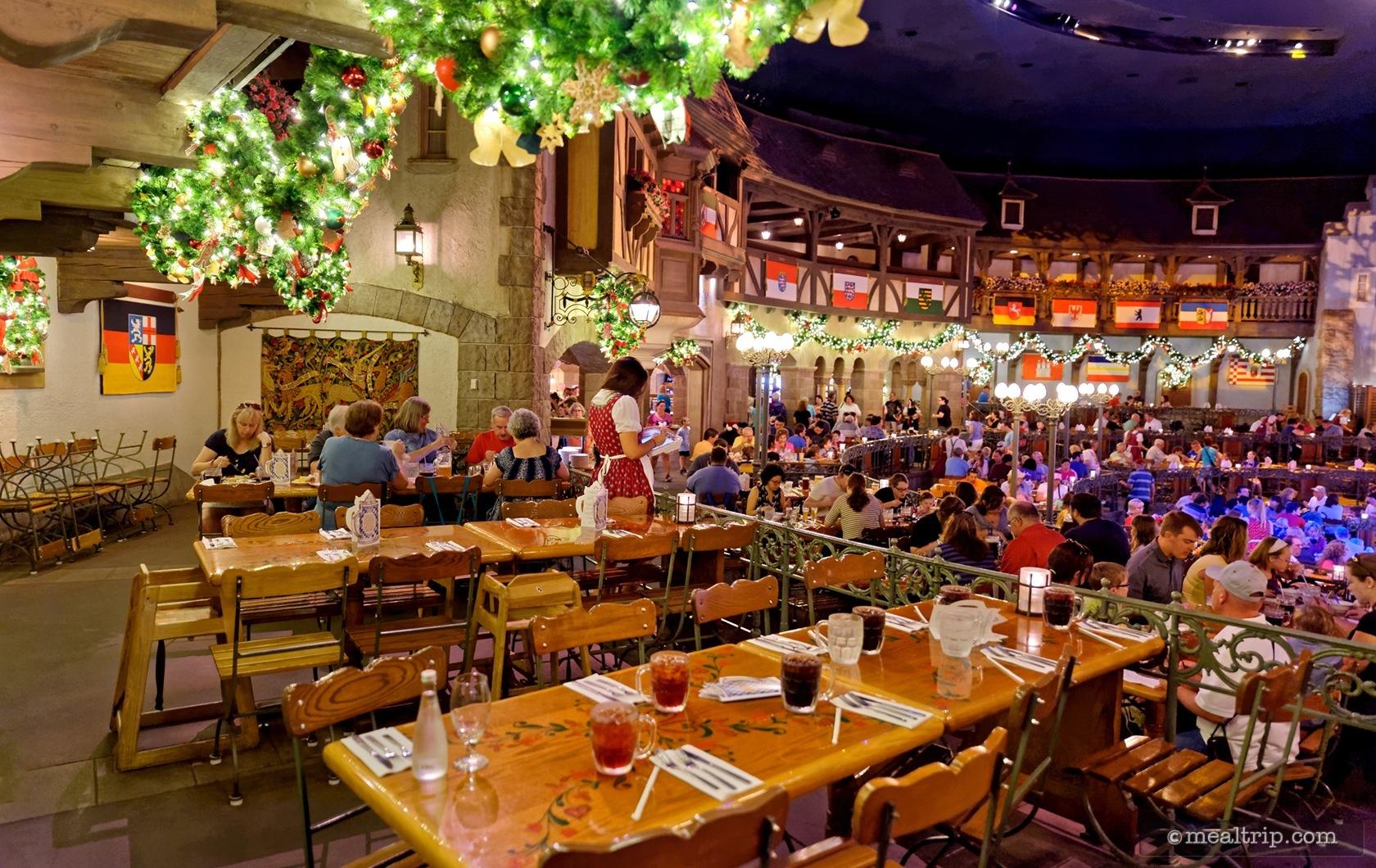 Disney World Dining Restaurants