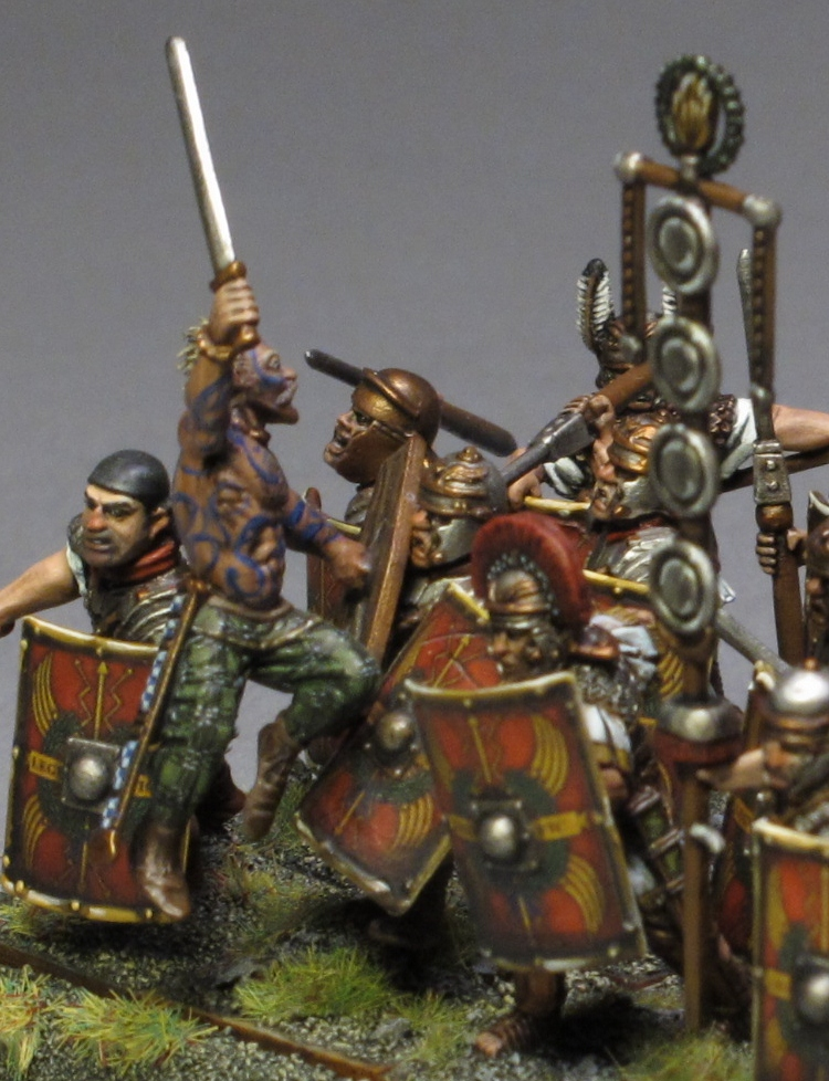 Imperial Romans  Bennett BlalockDoanes Miniatures and