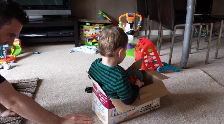 b in a box