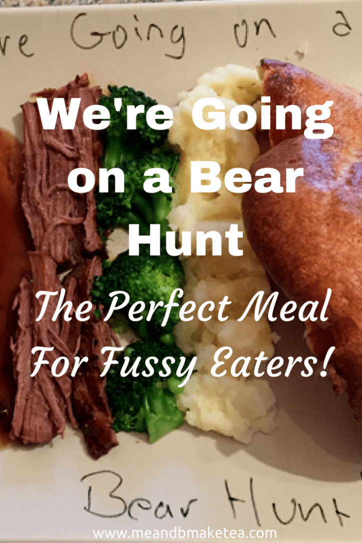 were going on a bear hunt michael rosen christmas day tv review meal toddler fussy eaters inspiration