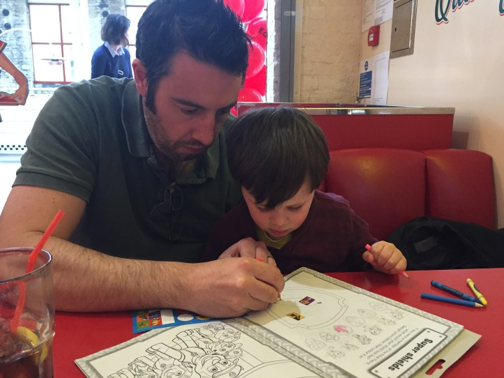 family lifestyle food blogger bristol southwest day out at Swindon Mcarther glen outlet m4