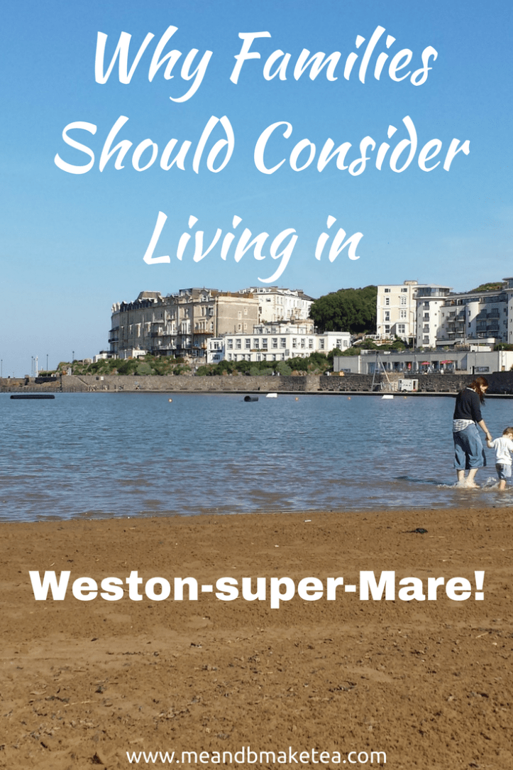 Weston-super-Mare and why i like living here perfect for families property market pros and cons