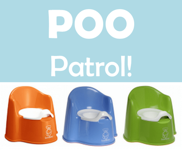 potty training toddlers paw patrol