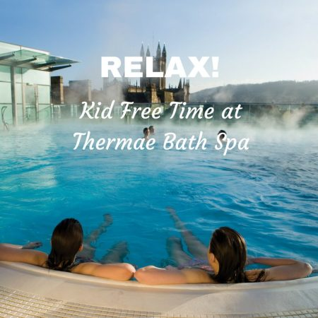 Thermae Bath Spa - Perfect for Mum and Dad Time!