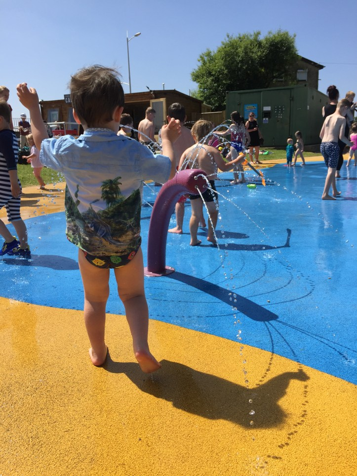weston super mare water park seafront summer fun family bloggers outh west holiday