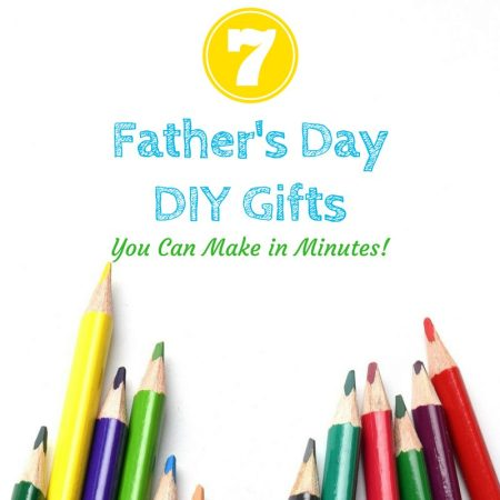 fathers day gift ideas diy men dads grandads home made