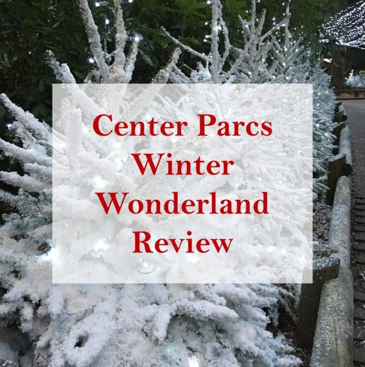 center parcs longleat winter wonderland review mummy blogger